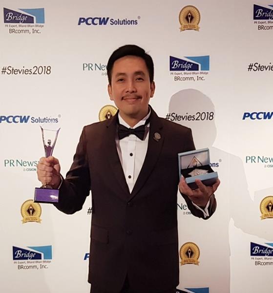 PPRO Raih Penghargaan pada Asia-Pacific Stevie Awards 2018