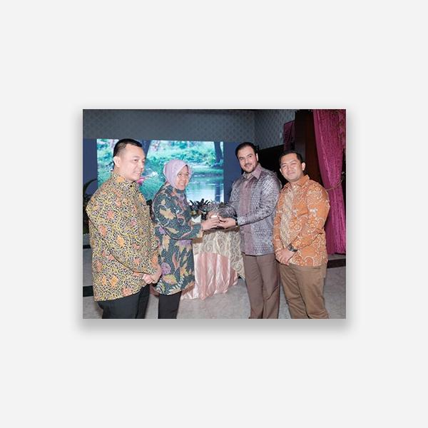 industry.co.id - Zahid Bashir Kunjungi PPRO, Pasar Properti Surabaya Diindikasikan Tetap Menarik